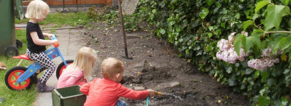 Kinderopvang bij Hinke in Sneek